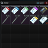 Full Lab keycard Set, Labs full keycards (red, blue, green, violet, black, yellow)[12.11] - image