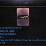 New Trial Belt!Cheapest Price, 29% to All Resistances Score, 1174 Health, 41 Agility - image