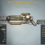 [PC]  Bloodied Explosive Laser rifle 25% Less Vats - image