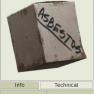 (PC) Raw asbestos [1000 pieces] - image