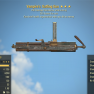 Vampire's Gatling Gun 25% faster fire rate +50 Damage Resistance while aiming - image