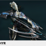 [PC/Steam] Zephyr warframe + slot + reactor  // Fast delivery! - image