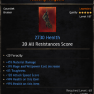 REAL FULL STATS PERFECT Material Full Set 16 Items 66590 DMG, 303000 HP, Free Gold & Affinity Trial - image