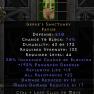 Gerke's Sanctuary Shield - D2R PC - image