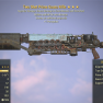 Two Shot Explosive Prime Gauss Rifle +1 Perception - image