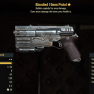 Bloodied 10mm Pistol- Level 45 - image
