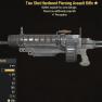 Two Shot Hardened Piercing Assault Rifle- Level 50 - image