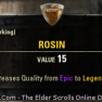 20 x Rosin  - TESO EU - RPGcash - image
