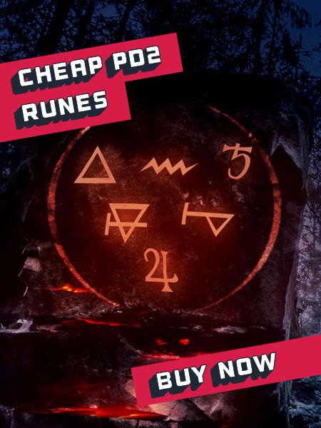 Buy PD2 Runes