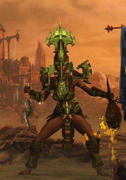 Image Result For Jade Harvester Build