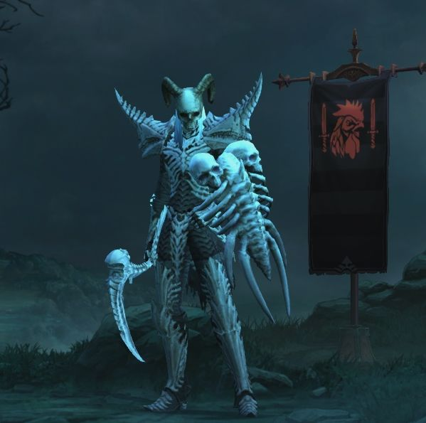 2 6 4]Rathma Singularity Skeletal Mages Build - Diablo 3 RoS