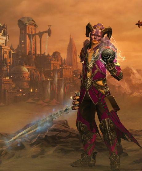 2 6 4]Tal'Rasha's Star Pact Meteor the Best Wizard build