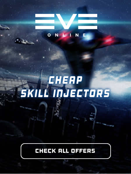 Buy EVE Skill Injectors