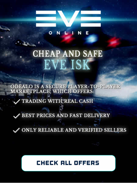 Buy EVE ISK