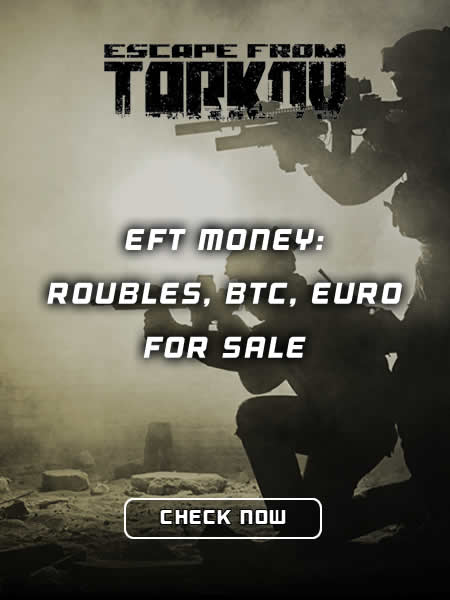 Escape from Tarkov Money