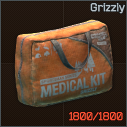 Grizzly First Aid Kit