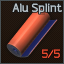 Immobilizing Splint (alu)