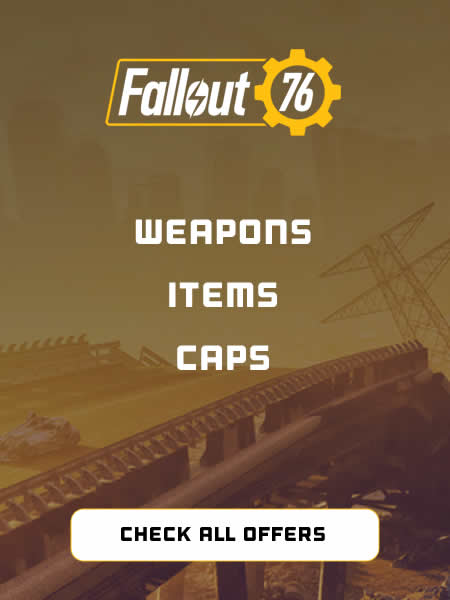 The Best Weapons in Fallout 76 - Mods, Crafting, Unique Powers Guide