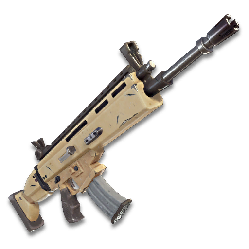 siegebreaker - fortnite best weapons pve