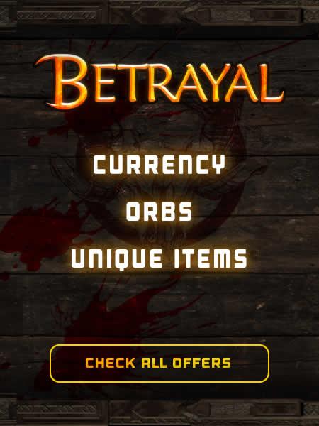 Buy PoE Orbs