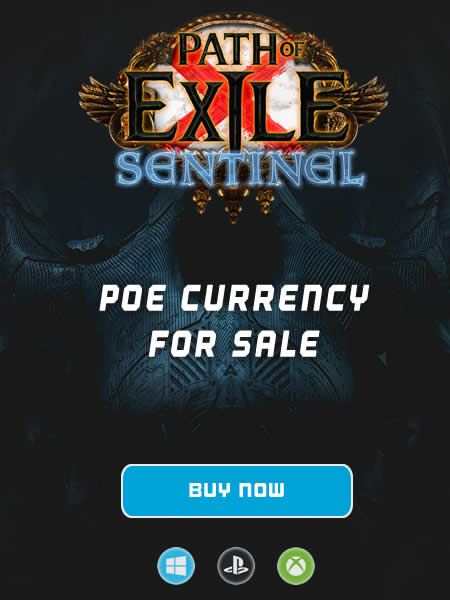Buy PoE Currency