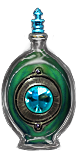 Aquamarine Flask