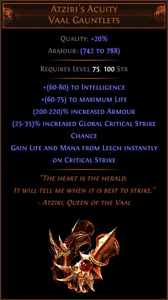 The Best And The Most Expensive Path Of Exile Items Although all the normal and exceptional boots are available through patch 1.09, all elite unique boots require patch 1.10 or later to spawn, and shadow dancer is only available through the ladder. most expensive path of exile items