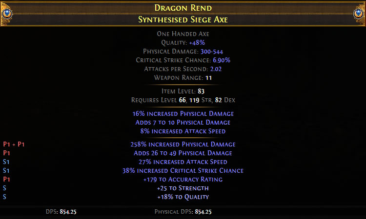 Dragon Rend
