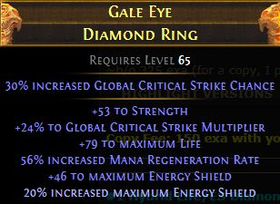 Poe   Best Build Expensive