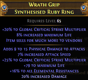 Wrath Grip