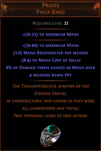 How To Increase Ring Path Of Exile