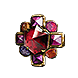 Smal Cluster Jewel