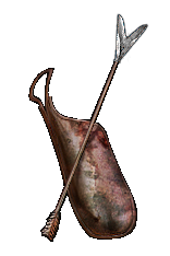 Two Point Arrow Quiver