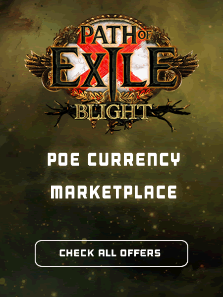 Buy and Sell PoE Currency
