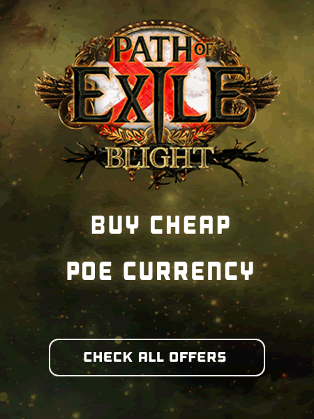 Buy Cheap PoE Currency