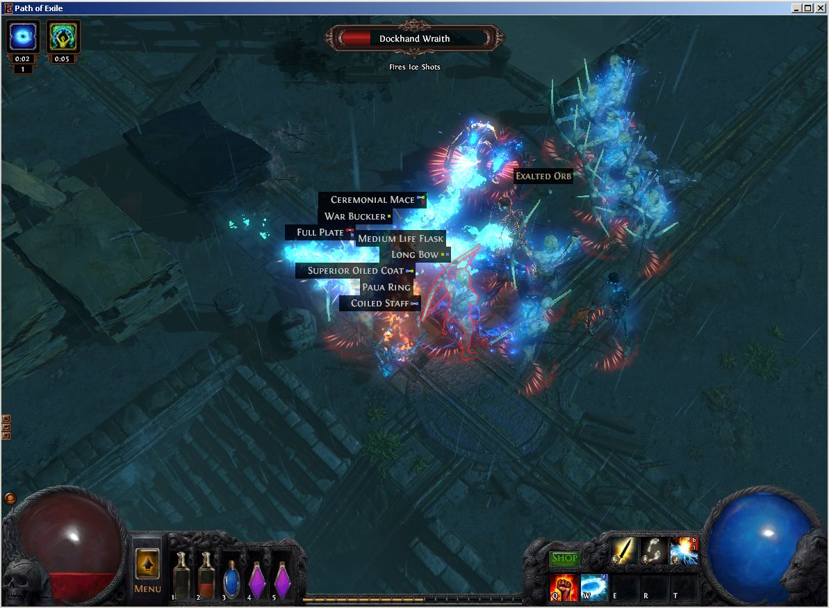 PoE Exalted Orbs FAQ - Path of Exile