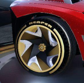 Reaper Wheels