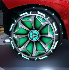 Santa Fe Wheels