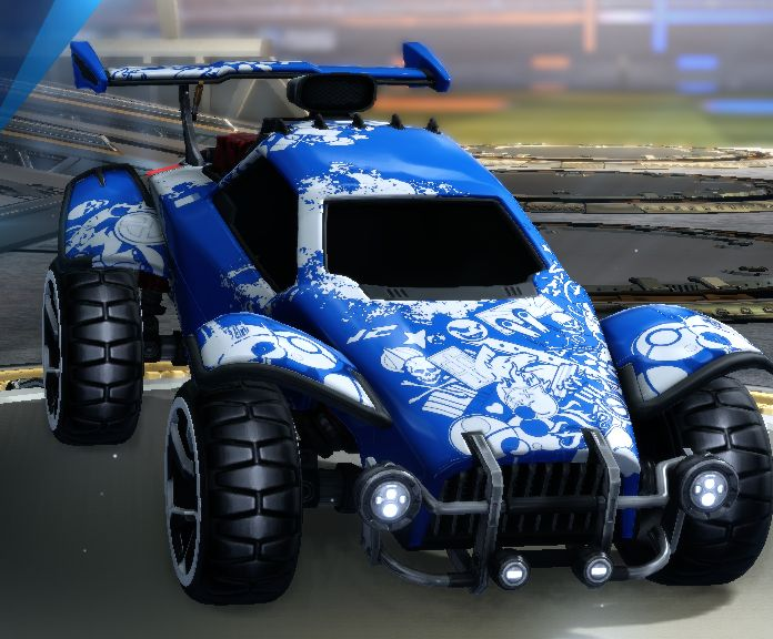 Octane - Sticker Bomb