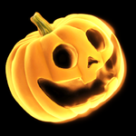 Scary Pumpkin Rocket Boost