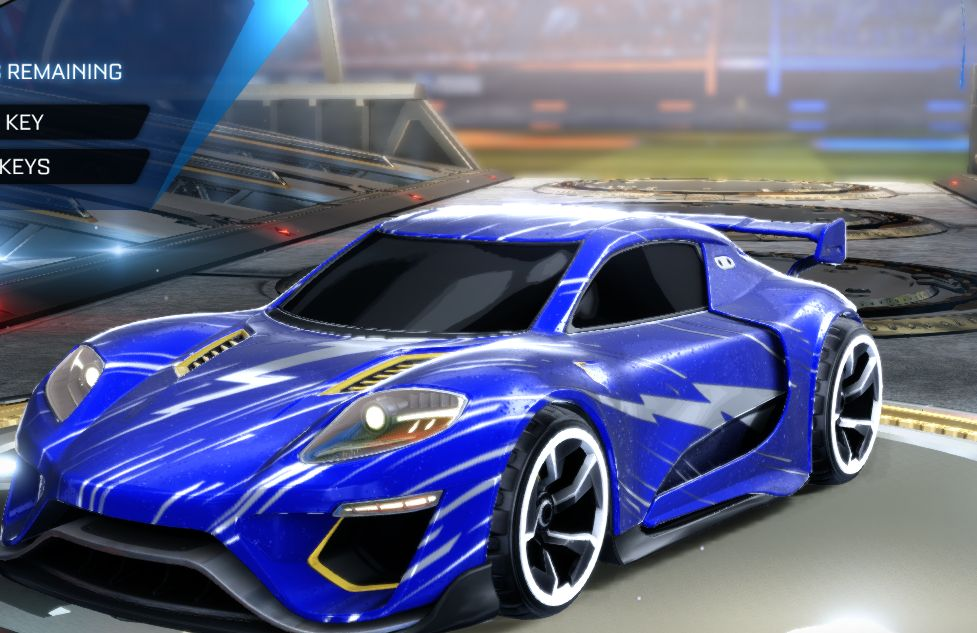 Mister Monsoon - Jager 619 RS Rare Decal