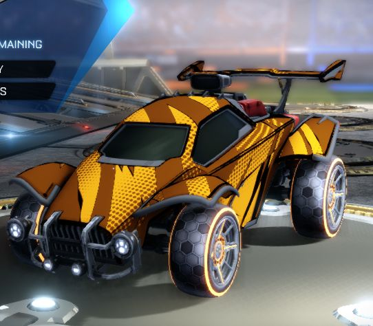 Ripped Comic - Octane Very Rare Decal