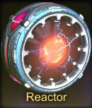Reactor Exotic Wheels