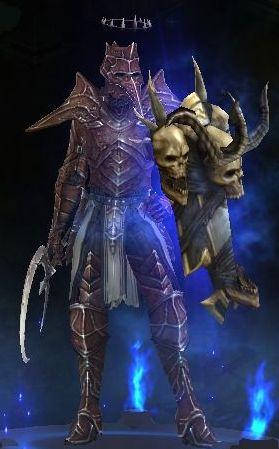 Diablo 3 best necromancer set