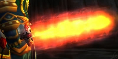 Пылающий длинный меч Тибу