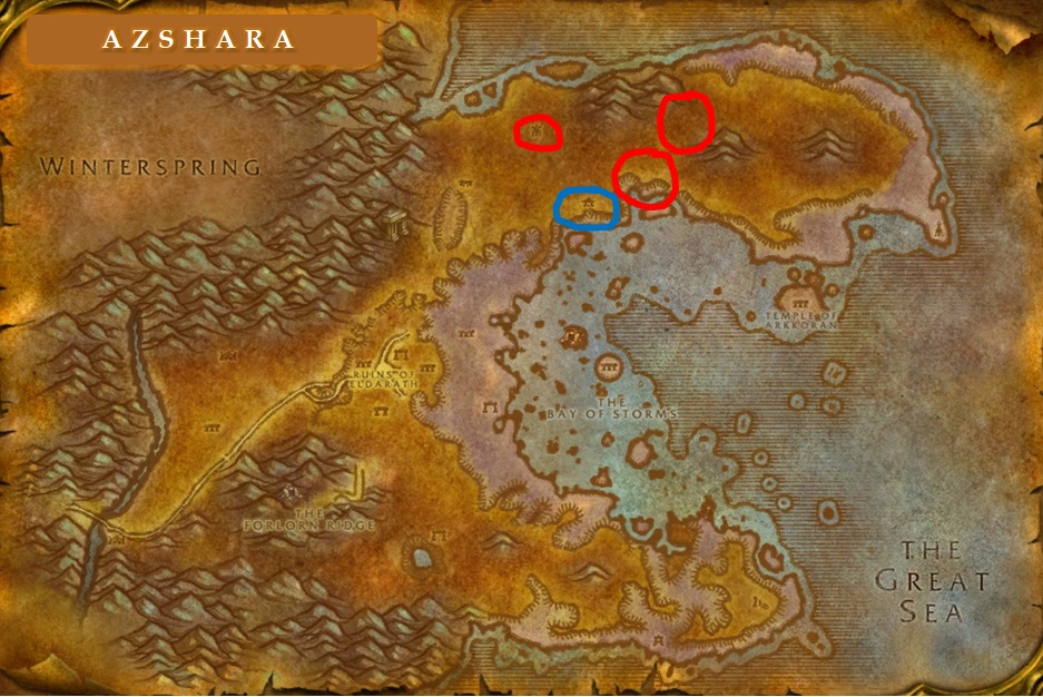 WoW Classic Best Gold Farming Locations Guide - Odealo