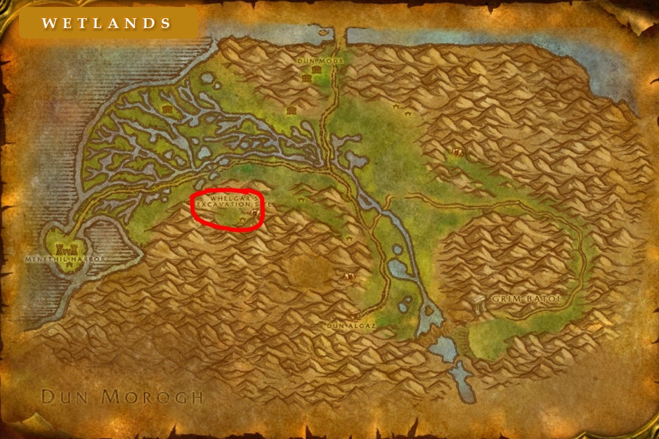 Wow Classic Best Gold Farming Locations Guide Odealo