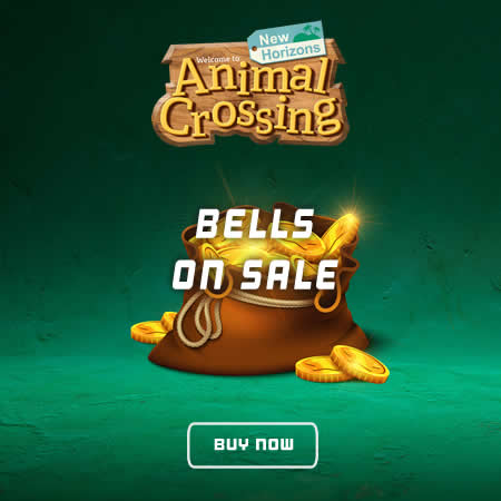 Buy Animal Crossing Bells