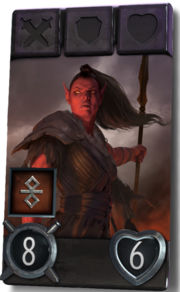 Artifact Hero Card