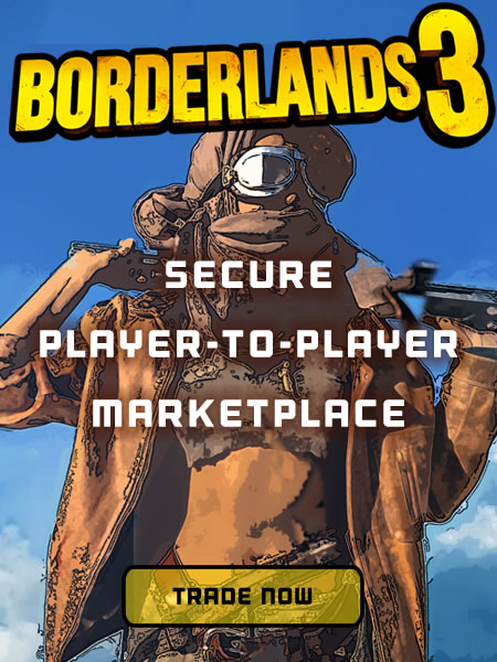 Borderlands 3 Marketplace
